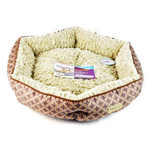 Pooch Planet Small Dog Cat Pet Bed Brown Samsclub Com