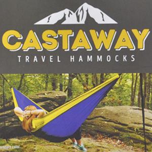 castaway travel  u0026 camping hammock blue yellow castaway travel  u0026 camping hammock blue yellow   samsclub   auctions  rh   auctions samsclub