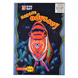Animal Fun 3D Movie - Nature Of Odyssey