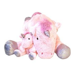 Jumbo Plush Unicorn And Baby Unicorn Samsclub Com Auctions