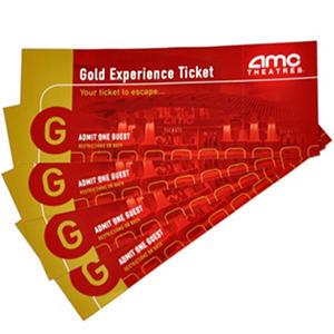 AMC 4 Pk Movie Tickets
