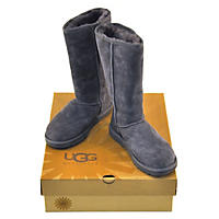 Size 6 - UGG Ladies' Classic Tall, Grey