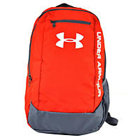Under Armour Storm Hustle Backpack, Red/Gray