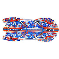 "55"" Molded Snow Sled"