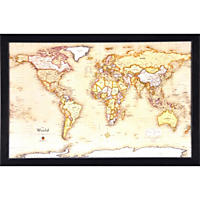 Home Magnetics World Map