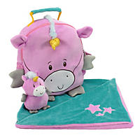 Happy Travel 3-Piece Set, Unicorn