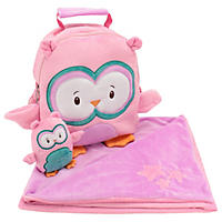 Happy Travel 3-Piece Set, Owl