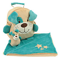 Happy Travel 3-Piece Set, Dog