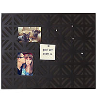 Umbra Magneat Bulletin Board - Black
