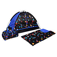 Space and Planets 3-Piece Kids Slumber Set