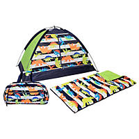 Dinosaur 3-Piece Kids Slumber Set