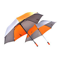 Nautica Umbrella Set, Orange