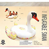Giant Pool Float, Swan