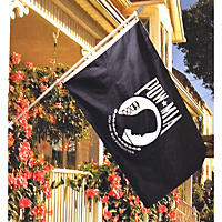 Military Flag Kit POW/MIA
