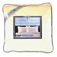 Hotel Luxury Reserve Collection 4-Piece Queen Comforter Set, Ivory