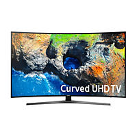 "Samsung 65""  MU750 Series - 4K Ultra HD LED TV - 2160p - (UN65MU750)"