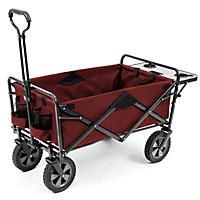 Folding Wagon, Red