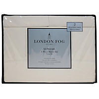 X-Large Twin Size - London Fog 4-Piece Luxury Sheet Set, Linen