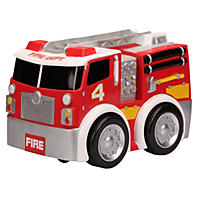 Jumbo Soft & Squeezable Radio Control Vehicle - Fire Truck