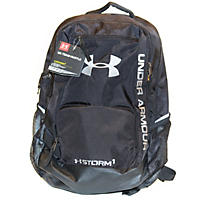 Under Armour Storm Hustle Backpack, Black