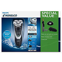 Philips Norelco Shaver 4300 with Nose, Ear and Eyebrow Trimmer