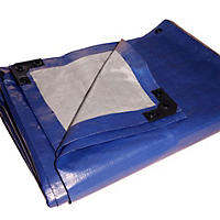 (Free Shipping) Industrial Tarp 12' X 16' - 2 pack