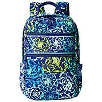 Vera Bradley Tech Backpack, Katalina Blue