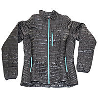 Medium - Women's Patagonia Ultralight Down Jacket, Navy Blue