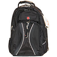 SwissGear Laptop Backpack, Slate