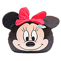 Disney Minnie Mouse Ultra-Stretch 3-D Cloud Pillow