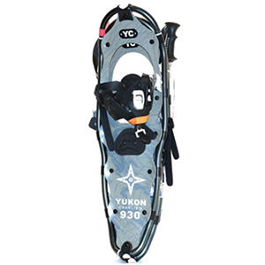 Yukon Charlie's Adult Snowshoe Kit, Grey | SamsClub com Auctions