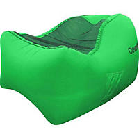 Clevermade Quikfill Air Chair, Lime