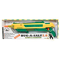 Bug A Salt Pest Control Device, Green and Yellow