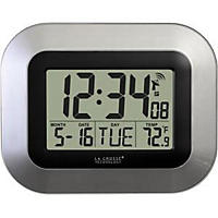 Digital Atomic Clock, Grey