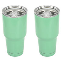 Member's Mark 30 Oz Colored Tumbler 2 Pk