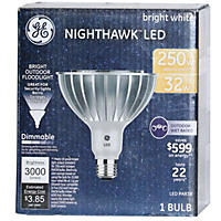 GE 32W Nighthawk Security Light