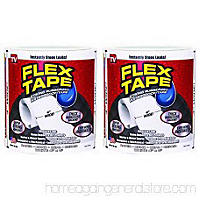 Flex Tape 2 Pk, White