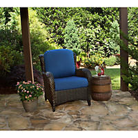 Member's Mark Sunbrella Deep Seating Cushion 2 Pack