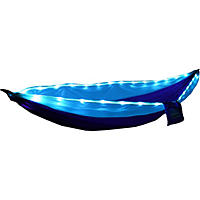 (Free Shipping) Light Up Hammock, Neon Blue/Blue