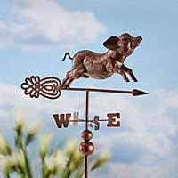 Member's Mark Weather Vane, Pig