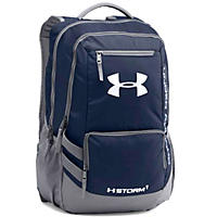 Under Armour Storm Hustle II Backpack, Navy Blue