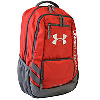 Under Armour Storm Hustle II Backpack, Red
