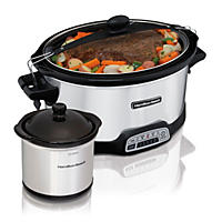 Hamilton Beach 7 Qt Slow Cookers