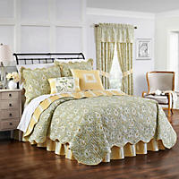 Full/Queen - Waverly 3 Pc Quilt Set, Paisley