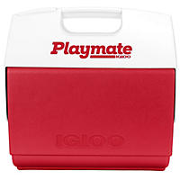 Playmate Cooler Red
