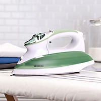 Maytag Digital SmartFill Iron and Steamer, Green