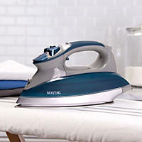 Maytag Digital SmartFill Iron and Steamer, Blue