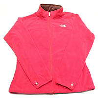 Large - The North Face Women's Pumori Wind Jacket, Pink