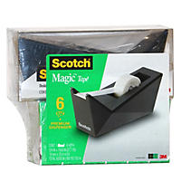 Scotch Magic Tape Desktop Dispenser