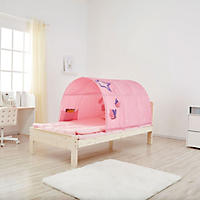 Tunnel Bed Tent, Pink